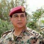 نبذة عن اللواء الركن أحمد سرحان الفقيه مدير الأمن العام الجديد