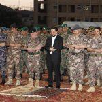 جلالة القائد الأعلى يحضر مأدبة إفطار القوات المسلحة