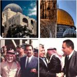 المولد النبوي الشريف والمسجد الأقصى في عيون الهاشميين
