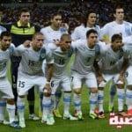 تشكيلة منتخب الاردن ضد اورغواي-أورجواي تستعد للأردن بقائمة مدججة بالنجوم